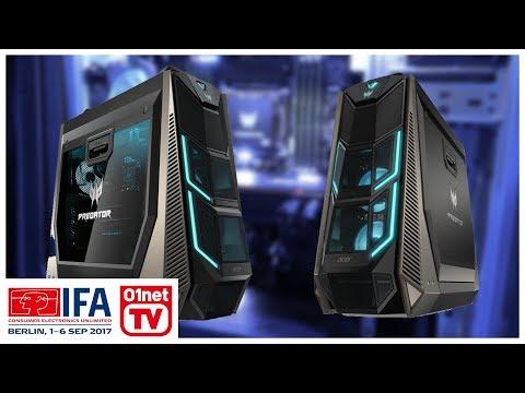 Voici le nouveau monstre de gaming d'Acer, le Predator Orion 9000 ! IFA 2017