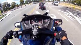 8. HadesOmega Rides the Can-Am Spyder RT-S Touring