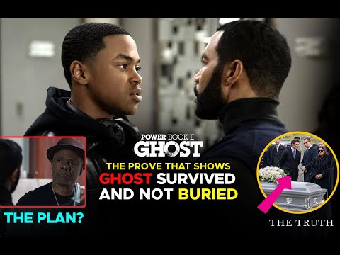 POWER BOOK II: GHOST EPISODE 5 MID-SEASON FINALE ALL CLEAR ABOUT GHOST STILL ALIVE