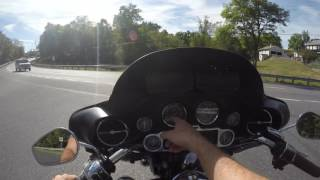 1. 2011 Harley Davidson Ultra Limited Test Drive Review