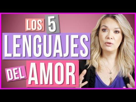 Palabras de amor - Los 5 Lenguajes del Amor  ¿Cuál es el Tu Lenguaje?