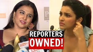 Video 5 Times Indian Celebrities Brutally Shut Down Rude Media Reporters MP3, 3GP, MP4, WEBM, AVI, FLV Oktober 2018
