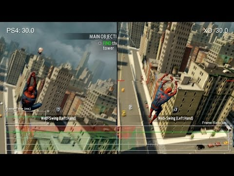 the amazing spider man 2 xbox one release date