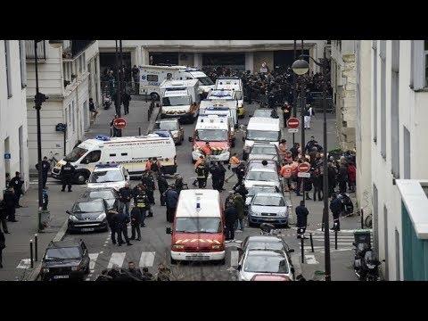 مسلح يقتحم سوبر ماركت في فرنسا
