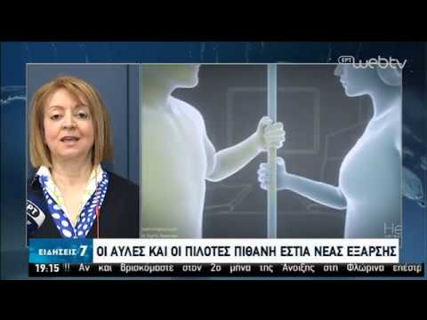 Ελεγχόμενη αποκλιμάκωση με γνώμονα την δημόσια υγεία | 15/04/2020 | ΕΡΤ