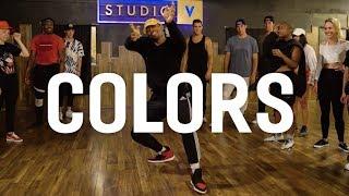 Jason Derulo - Colors   Jeremy Strong Choreography   DanceOn Class