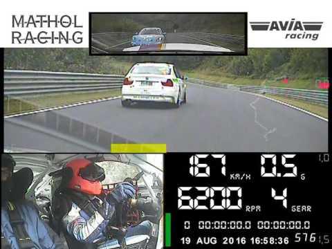 Renntaxi Nürburgring mit Nordschleife bei Mathol Racing