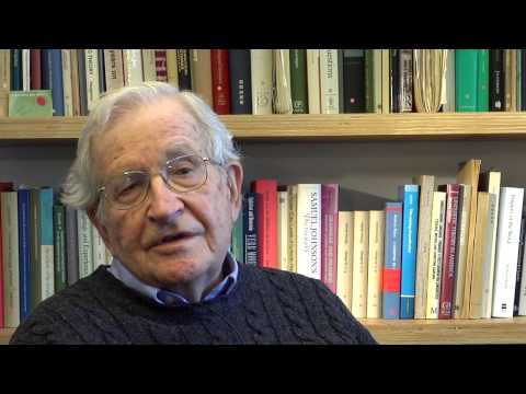 Education - On January 25, Professor Chomsky sat down with Roy Danovitch of Danotations to discuss Education, Creativity, and Democracy. For a complete transcript of the...