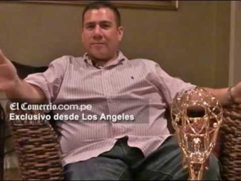 Peruano ganador del Emmy recorrió un arduo camino antes de triunfar en EE.UU.