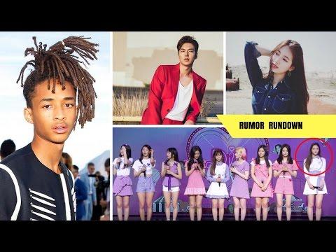 Jaden Smith Kpop Debut? Eunjin DIA Member CONFLICT? + Lee Min Ho & Suzy MARRIAGE?   RUMOR RUNDOWN