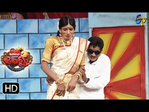 Raijing Raju Performance | Jabardasth| 19th October 2017