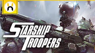 Video Starship Troopers Reboot: Why it Must Stay True to the Novel MP3, 3GP, MP4, WEBM, AVI, FLV Maret 2018