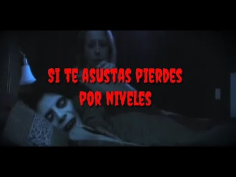 Video Si te asustas pierdes por niveles (nivel extremó) download in MP3, 3GP, MP4, WEBM, AVI, FLV January 2017