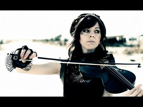 Lindsey Stirling and Pentatonix – Radioactive