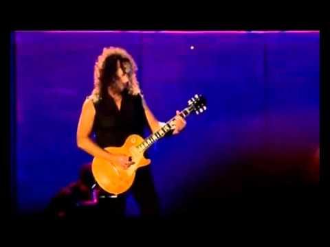 Amazing Kirk Hammett Guitar Solo