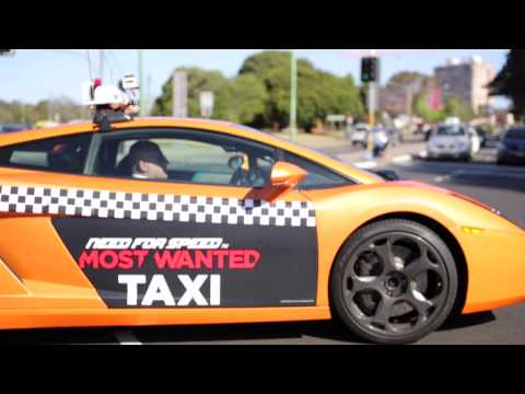 Most Wanted Cab