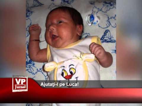 Ajutaţi-l pe Luca!
