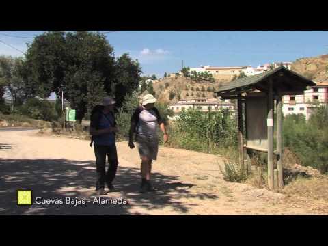Der Große Wanderweg Málagas. Etappe 16: Cuevas Bajas – Alameda (Deutsch)