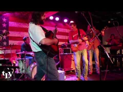 Oxford Mississippi - Kudzu Kings with original drummer Chuck Sigler playing
