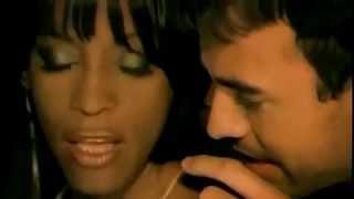 Enrique Iglesias ft Whitney Houston -  Could I Have This Kiss