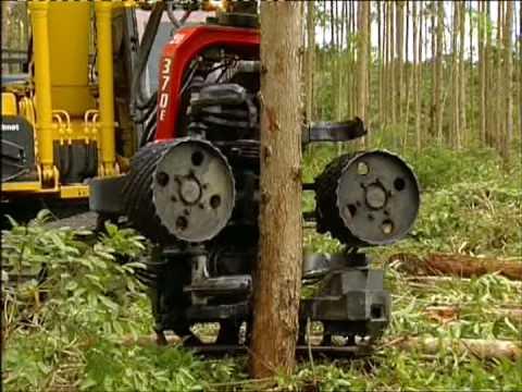 KOMATSU FOREST VALMET BRASIL CABEÇOTE HEAD 370E