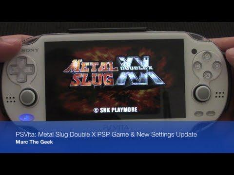 metal slug playstation network