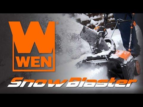 , title : 'WEN Snow Blaster 13 Amp 18-inch Electric Snow Thrower'