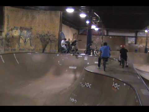 X Dreams skatepark RIP (last session)