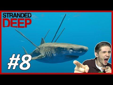 ZABIL JSEM HO!! - Stranded Deep #8
