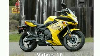 7. [traciada] 2009 Yamaha FZ 6 R - Details & Features
