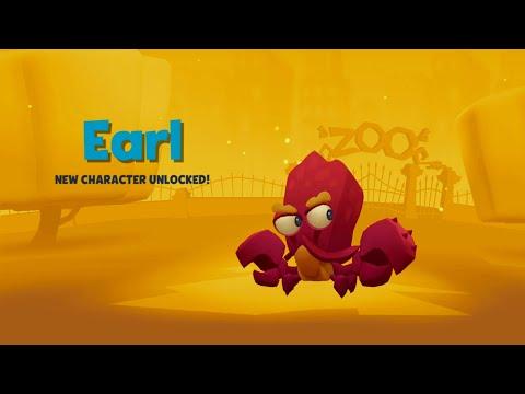 EARL New Character Gameplay Zooba