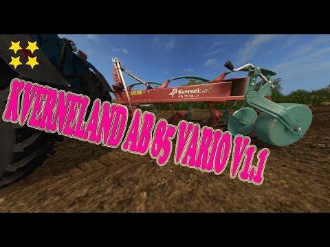 Kverneland AB 85 Vario v1.1