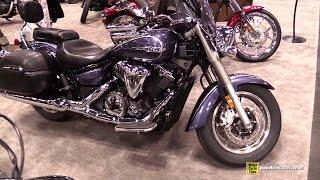10. 2015 Yamaha V-Star 1300 Tourer - Walkaround - 2014 New York Motorcycle Show