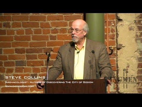 Discovering Sodom & Gomorrah – Dr. Steven Collins