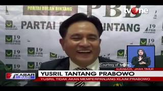 Video Yusril Tantang Prabowo Lakukan Sumpah Pocong MP3, 3GP, MP4, WEBM, AVI, FLV Januari 2019