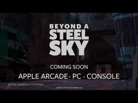 Beyond A Steel Sky - Gameplay Trailer de Beyond a Steel Sky