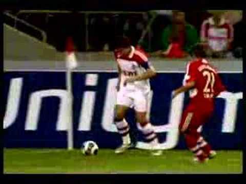 Gol al Bayern