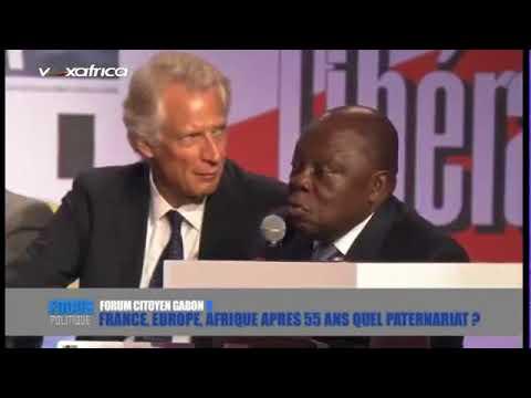 Focus politique (France, Europe, Afrique après 55 ans quel partenariat?)