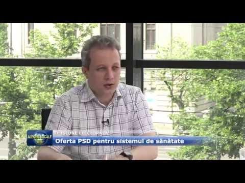 Emisiunea Electorală – 23 mai 2016 – Marius Dinu Cătălin Niță