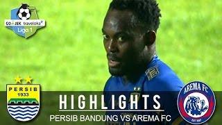 Video Highlights Babak 1: Persib Bandung vs Arema Malang - Liga 1 [15/04/2017] MP3, 3GP, MP4, WEBM, AVI, FLV November 2018