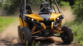 8. 2014 Can-Am Maverick MAX X rs Review