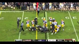 Barkevious Mingo vs South Carolina (20