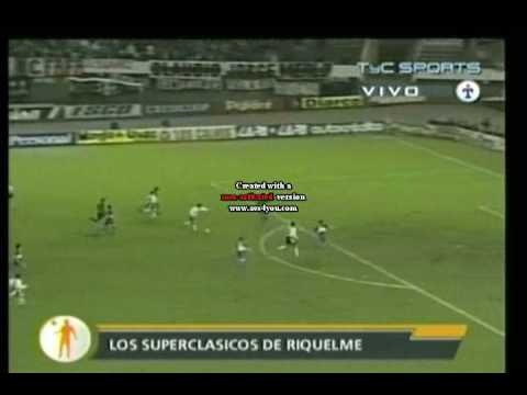 Video Riquelme y los supercl�sicos