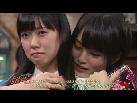 (vietsub - kara) Sayanee OPV - NMB48 (видео)