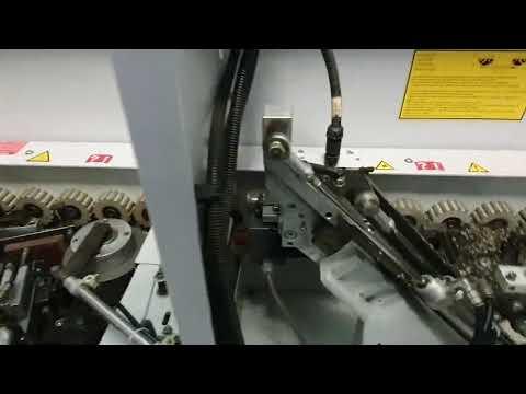 máy dán cạnh tự động châu âu 7 chức năng BRANDT KDF 350C