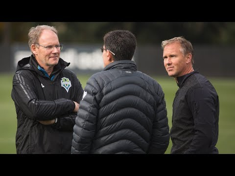 Video: Interview: Chris Henderson on the two selections made at the 2019 MLS SuperDraft