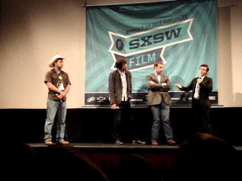 Blue Like Jazz SXSW 2012 Q&A Donald Miller