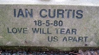 Macclesfield United Kingdom  City new picture : Ian Curtis, Macclesfield Cemetery, Macclesfield, Cheshire, England, United Kingdom, Europe