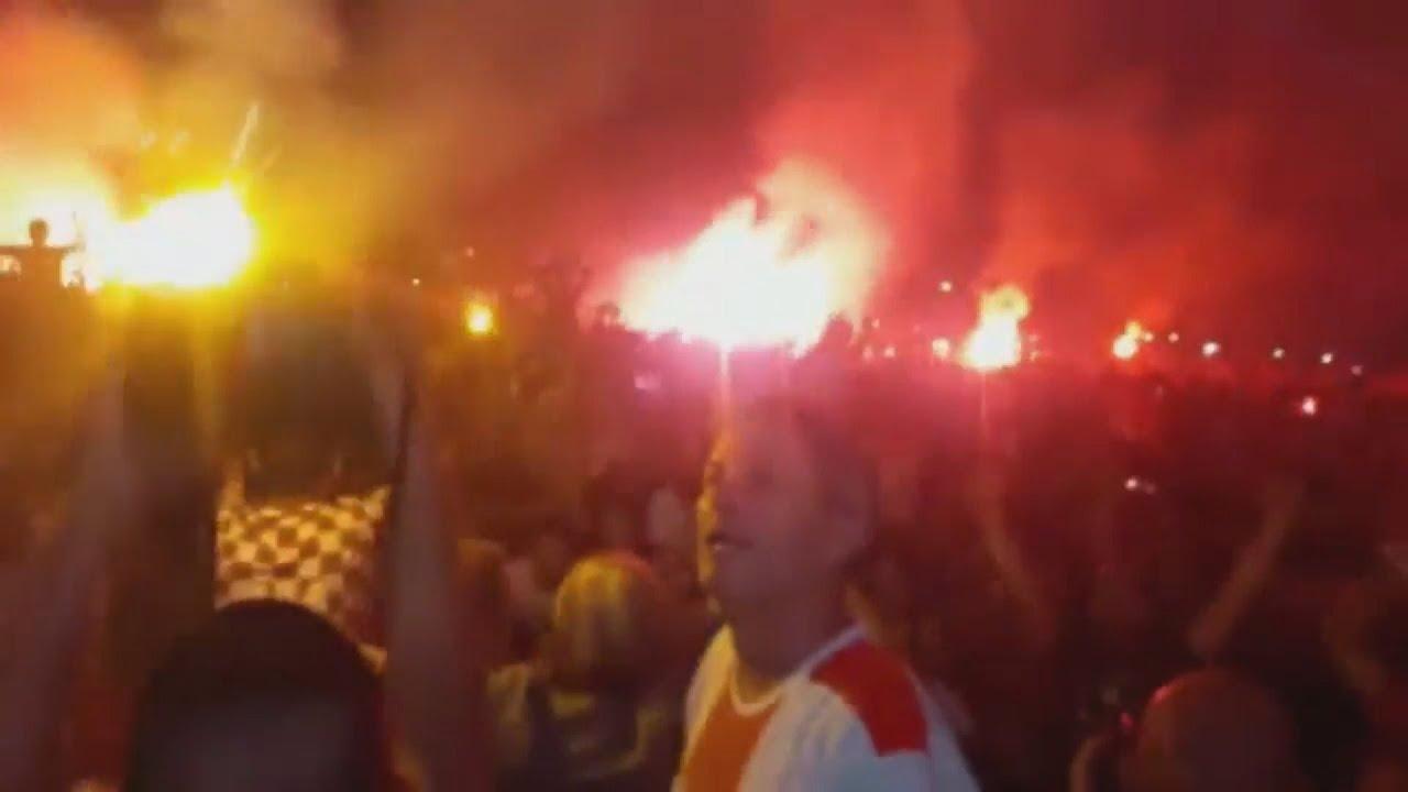 Ιστορική πρόκριση της Κροατίας στον τελικό του Μουντιάλ 2018