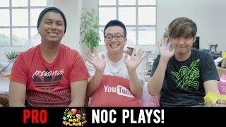 Video NOC Plays Street Fighter 5 (ft. EVO Champion XIAN) MP3, 3GP, MP4, WEBM, AVI, FLV Oktober 2018